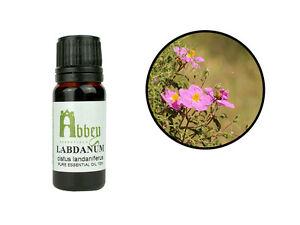 Essential Oil Labdanum 100% Pure Natural Aromatherapy Remedies 10ml - 1 Litre UK