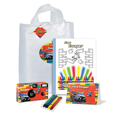 I'm a Trooper Gift Bag- Lego Blocks -Single use Disposable Camera /child(Pkg108)