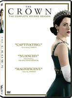 The Crown Season 2 DVD - Complete Series 2 Box Set - Brand New & Sealed