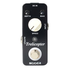 MOOER Trelicopter tremolo Electric Guitar Effects Pedal True Bypass