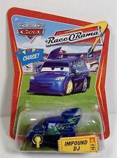 CARS - IMPOUND DJ Chase pack - Mattel Disney Pixar