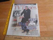 2000 Ronald Reagan Richard Nixon Hail to the Chiefs Gerald Ford local TV guide