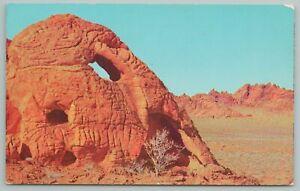 Hoover Dam Nevada~Natural Wonder Rock Formation~Vintage Postcard