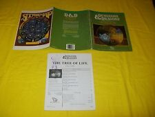 CM7 THE TREE OF LIFE DUNGEONS & DRAGONS TSR 9166 - 5 MODULE