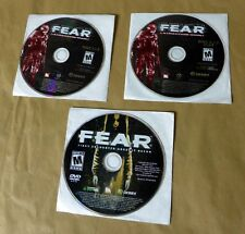 FEAR + FIRST ENCOUNTER ASSAULT RECON FEAR EXTRACTION POINT PC GAME