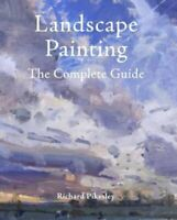 Landscape Painting by Richard Pikesley 9781785006715 | Brand New