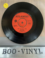 "Percy Sledge ‎– When A Man Loves A Woman Vinyl 7"" Single 584001 1966 EX CON"