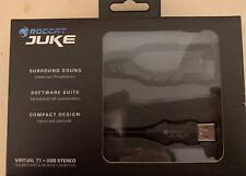 ROCCAT Juke Virual 7.1 + USB Stereo Headset Adapter