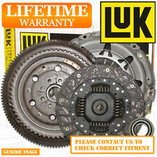 AUDI A4 2.0TDi LuK Dual Mass Flywheel & Clutch Kit 136 11/2007- SLN CAGB 8K2 B8