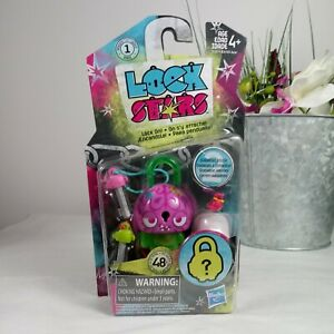 Lock Stars Basic Mini-Figures NEW Hasbro Series 1 Monster - Alien Collectibles