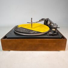New listing Vintage Garrard Model 50 Record Player Changer Turntable Tested Nice