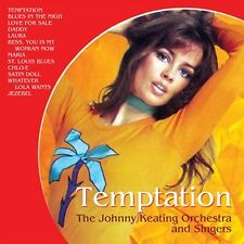 CD JOHNNY KEATING TEMPTATION BLUES IN THE NIGHT LOVE FOR SALE DATIN DOLL JEZEBEL