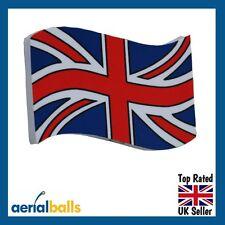 REDUCED...Union Jack Flag Team GB UK Car Aerial Ball Topper or Dashboard Wobbler