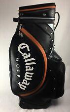 Rare! Callaway Demo Center Staff Rep Oversize Man Cave Golf Bag W/ Wheels