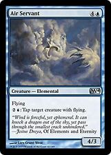 Air Servant   x4  EX/NM CHINESE M14 Core Set MTG Magic Cards Blue Uncommon
