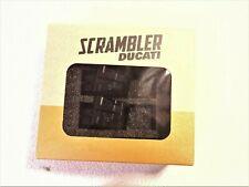 Set Morsetti Per Cornice Faro In Alluminio Originali Ducati Scrambler 97380391A