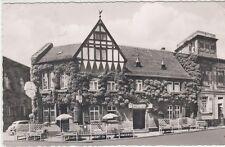 Geisenheim am Rhein Hotel Zur Linde bei Rüdesheim 1956