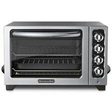 KitchenAid RR-KCO222QG Countertop Oven Liquid Graphite Toaster pizza Bake Broil