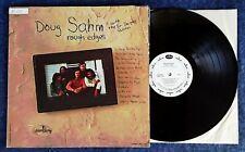 DOUG SAHM WITH SIR DOUGLAS QUINTET - ROUGH EDGES - MERCURY LP - WHITE LBL PROMO