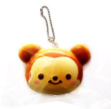 DISNEY Tsum Tsum MICKEY MOUSE Bun Cute Kawaii Squishy Toy Keychain Rare Squishy