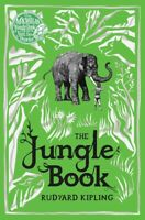 The jungle book by Rudyard Kipling (Paperback) Expertly Refurbished Product