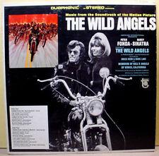 THE WILD ANGELS - '67 surf garage biker movie LP - Hell's Angels - Davie Allen