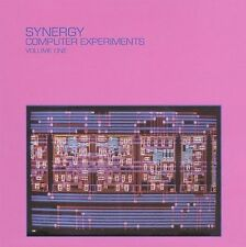 Synergy : Computer Experiments 1 CD
