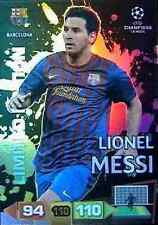 # Lionel MESSI FC Barcelona LIMITED EDITION Champions League UEFA Panini 2011-12
