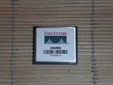 Cisco mem3725-256cf 256mb Compact Flash for Cisco 3725 routeur