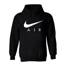Nike Air Tick Hoodie Unofficial Design Mens Printed Cotton Short Sleeve Fleece