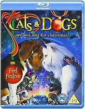 Cats & Dogs [Blu-ray] [2001] [Region Free], , Used; Good Blu-ray