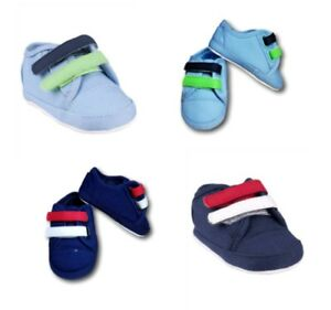 Infant Baby Toddler Boys Summer Trainers Slippers Shoes Pre-walker Size 0-12m