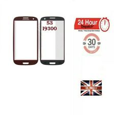 Front Glass Touch Screen Digitizer Lens for Samsung Galaxy S3 I9300 LTE RED