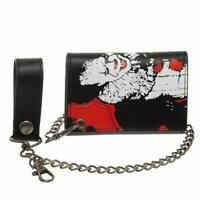 IT: Pennywise The Clown Chain Wallet by Bioworld  NWT 2 we all float alone home