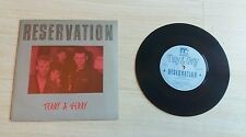 """Terry & Gerry - Reservation 7"""" single 1985"""