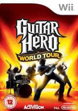 Guitar Hero World Tour Wii Nintendo jeu jeux games spellen spelletjes 1712