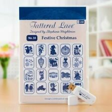 Tattered Lace Festive Christmas USB Key no.34
