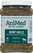 Animed Hemp Hulls 1.75 Pounds Horse Care