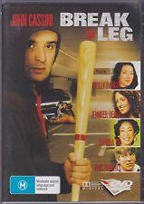 BREAK A LEG -   John Cassini, Carol Mansell, Frank Cassini  - DVD