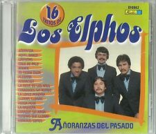 16 Exitos De Los Elphos Anoranzas Del Pasado Latin Music CD