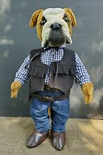Kosen Germany #1290 Sheriff Bulldog Fairy Tale Collection Retired Missing Pieces