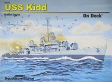 Squadron Signal Publications USS Kidd by David Doyle Book No. 26010