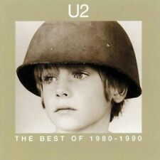 U2 - The Best Of 1980-1990 NUEVO CD