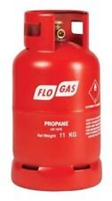 FloGas 11Kg Propane Gas Bottle (FULL). No Empty Required. Calor Replacement