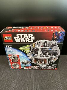 Star Wars Lego Death Star 10188 (New And Sealed)