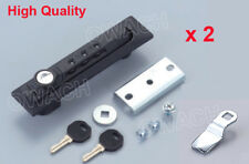 2 Combination Lock Handles for APC netshelter AR8132A EMKA 1155-U1 Tripp Lite