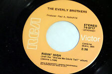 Everly Brothers: Ridin' High / Stories We Could Tell  [NEW & Unplayed]