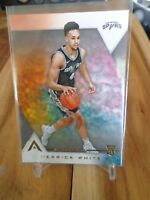 2017-18 PANINI ASCENSION DERRICK WHITE RC ! CARD No.122 SPURS !