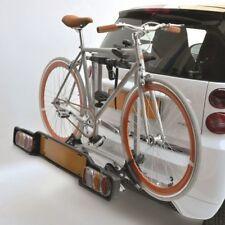 Portabici posteriore 2 bici per Smart 450/451 Peruzzo Rack Delux portabiciclette