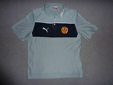 large Motherwell FC Football Shirt Polo Shirt Soccer Jersey Scotland maglia